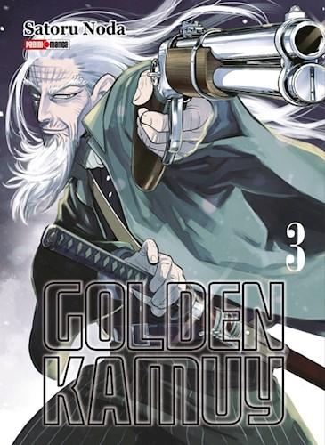 Libro 3. Golden Kamuy