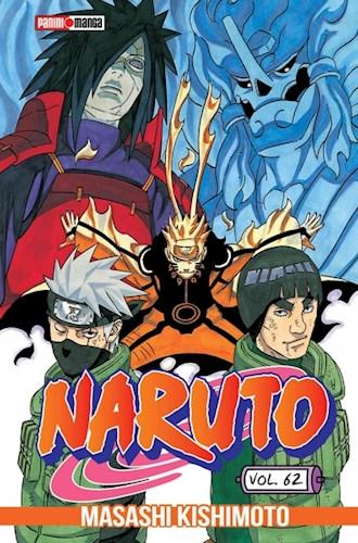 Libro 62. Naruto