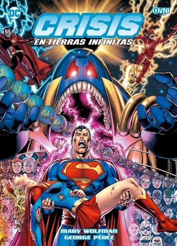 Libro Crisis En Tierras Infinitas 2 Ed