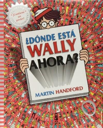 Libro Donde Esta Wally Ahora ?