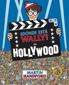 Libro Donde Esta Wally ? En Hollywood