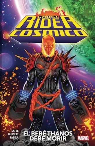 Libro Ghost Rider Cosmico