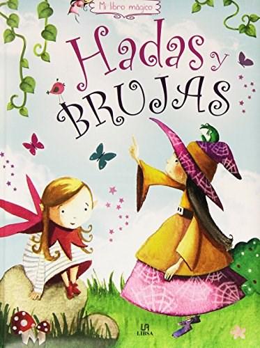 Libro Hadas Y Brujas