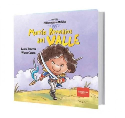 Libro Maria Remedios Del Valle