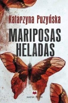 Libro Mariposas Heladas