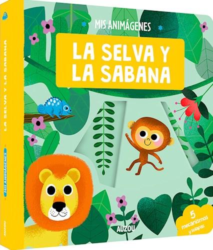 Libro Mis Animagenes : La Selva Y La Sabana