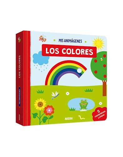 Libro Mis Animagenes : Los Colores