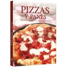 Libro Pizzas Y Panes