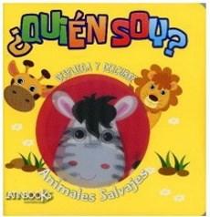 Libro Quien Soy Despliega Y Descubre Animales Salvajes