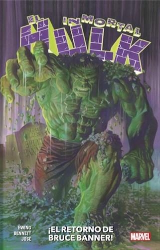 Libro 1. El Inmortal Hulk