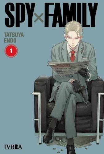 Libro 1. Spy X Family