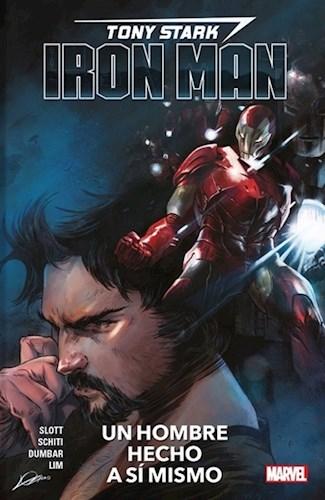 Libro 1. Tony Stark Iron Man