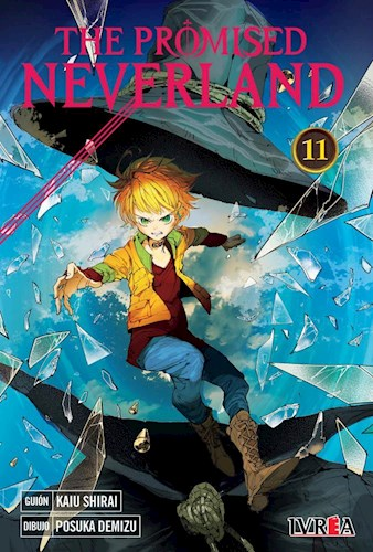 Libro 11. The Promised Neverland