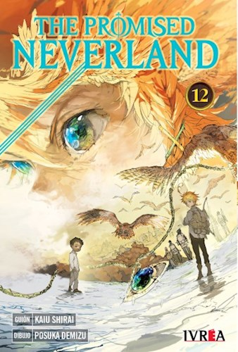 Libro 12. The Promised Neverland