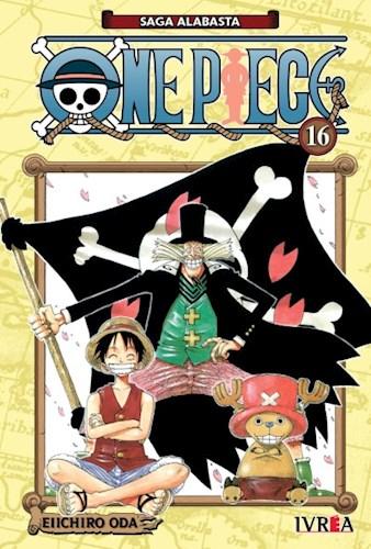 Libro 16. One Piece