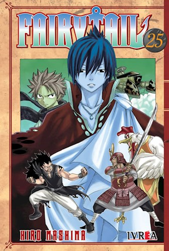 Libro 25. Fairy Tail