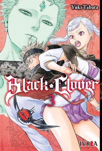 Libro 3. Black Clover