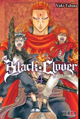 Libro 4. Black Clover