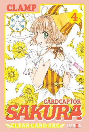 Libro 4. Cardcaptor Sakura : Clear Card