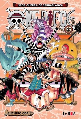 Libro 55. One Piece