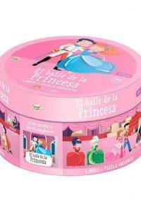 Descargar El Baile De La Princesa ( Libro + Puzle Gigante )