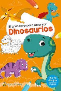 Descargar El Gran Libro Para Colorear Dinosaurios