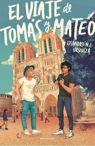 Libro El Vaje De Tomas Y Mateo