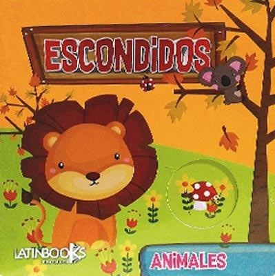 Libro Escondidos - Animales