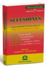 Libro Guia De Estudio : Sucesiones
