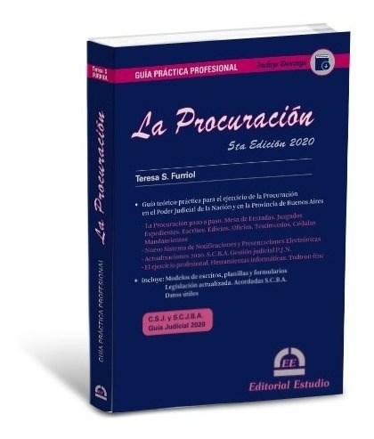 Libro Guia Practica Profesional : La Procuracion