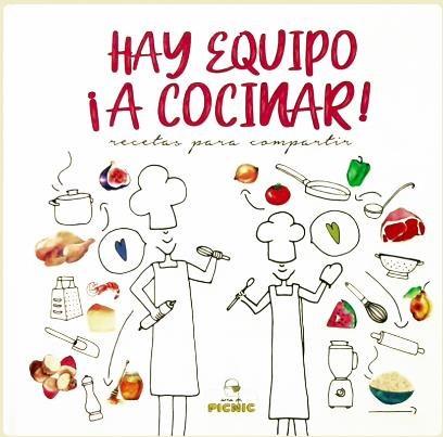 Libro Hay Equipo A Cocinar!