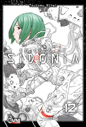 Libro Knights Of Sidonia Vol 12