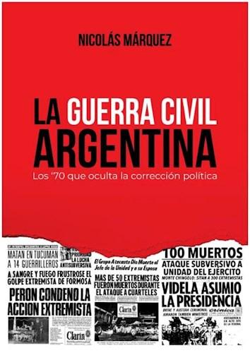 Libro La Guerra Civil Argentina