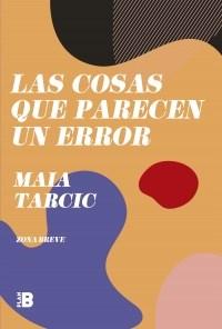 Libro Las Cosas Que Parecen Un Error