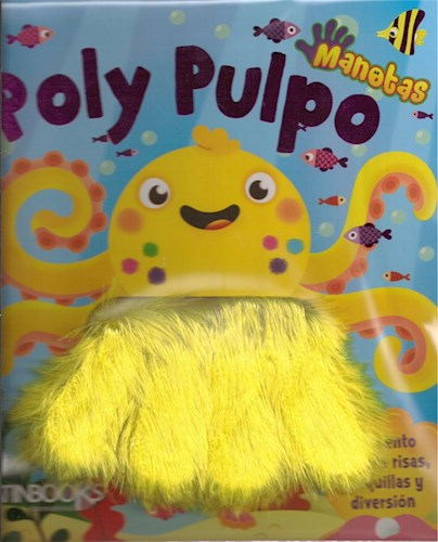 Libro Manotas - Poly Pulpo
