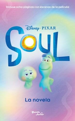 Libro Soul  La Novela