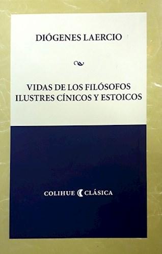 Libro Vida De Los Filosofos Ilustres