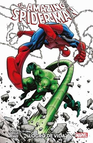 Libro 1. Amazing Spiderman
