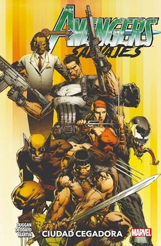 Libro 1. Avengers Salvajes