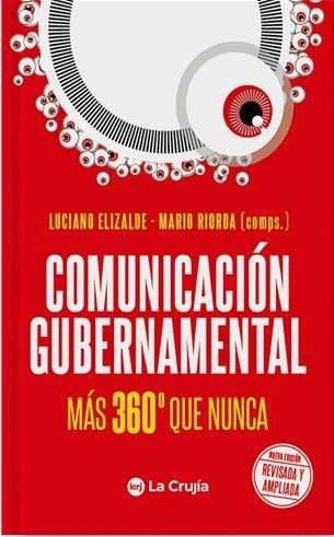 Libro Comunicacion Gubernamental Mas 360 Que Nunca