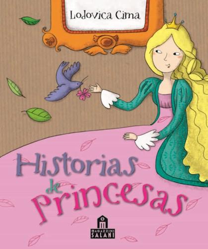 Libro Cuentos De Princesas