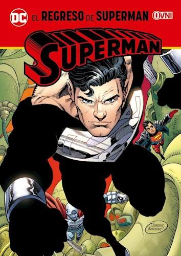 Libro El Regreso De Superman