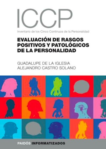 Libro Iccp  ( Inventario De Los Cinco Continuos De La Personalidad )