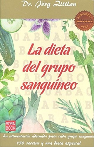 Libro La Dieta Del Grupo Sanguineo