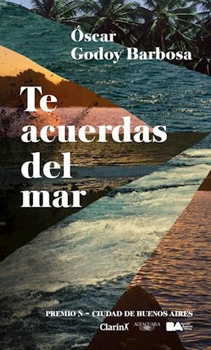 Libro Te Acuerdas Del Mar