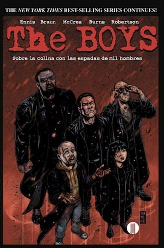 Libro 11. The Boys