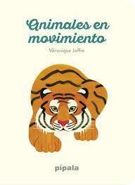 Libro Animales En Movimiento