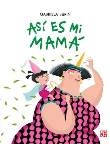 Libro Asi Es Mi Mama