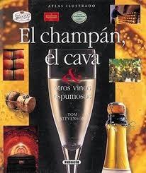 Libro Atlas Ilustardo El Champan, El Cava & Otros Vinos Espumosos
