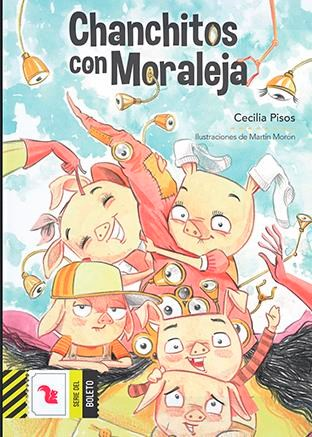 Libro Chanchitos Con Moraleja
